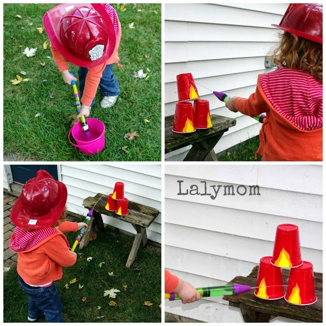 3 Easy Fire Safety Activities for Kids - LalyMom