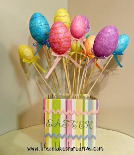 Decorare la Pasqua