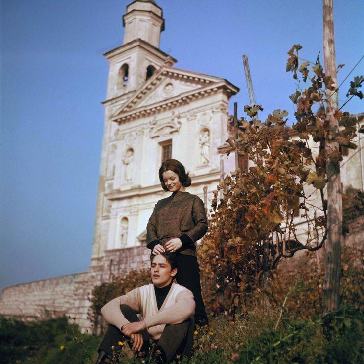 Romy et Alain, 1959