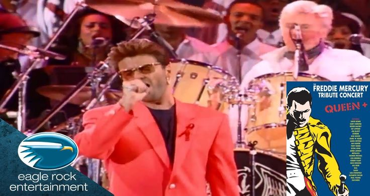 Queen & George Michael - Somebody to Love (The Freddie Mercury Tribute Concert) - Live - 1992