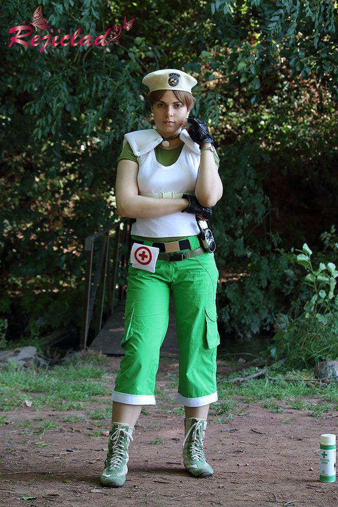 Rebecca Chambers Resident Evil / Biohazard cosplay XVII by Rejiclad
