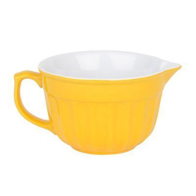 Yellow Farmhouse Mixing Bowl | Kirklands