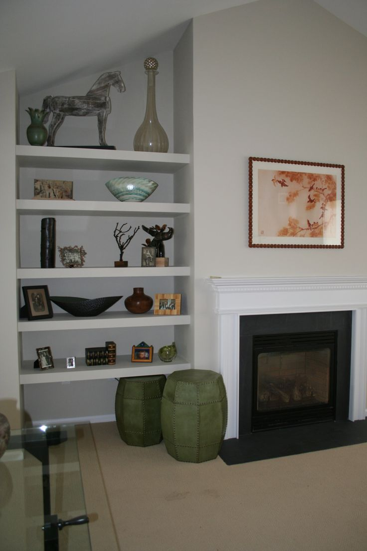 15 Best Images About Recessed Alcove Shelf On Pinterest
