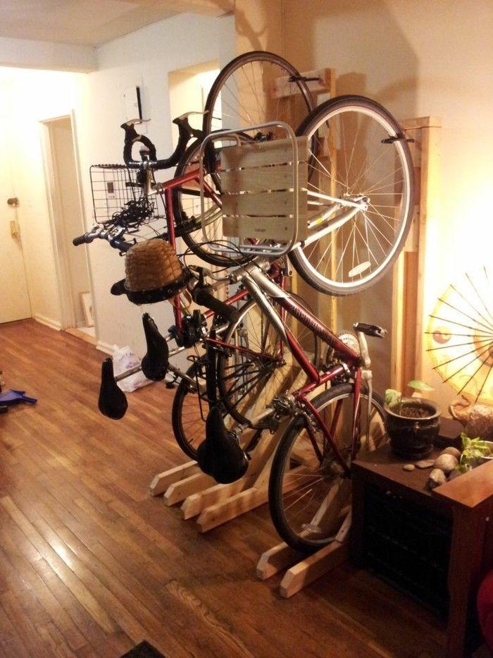 porte velo attelage thule - rangement vélo