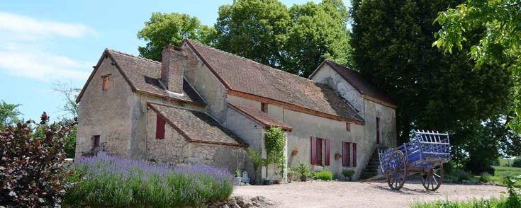 Les Voisins: bijzondere vakantieplek in het hart van Frankrijk : Welkom bij Les Voisins