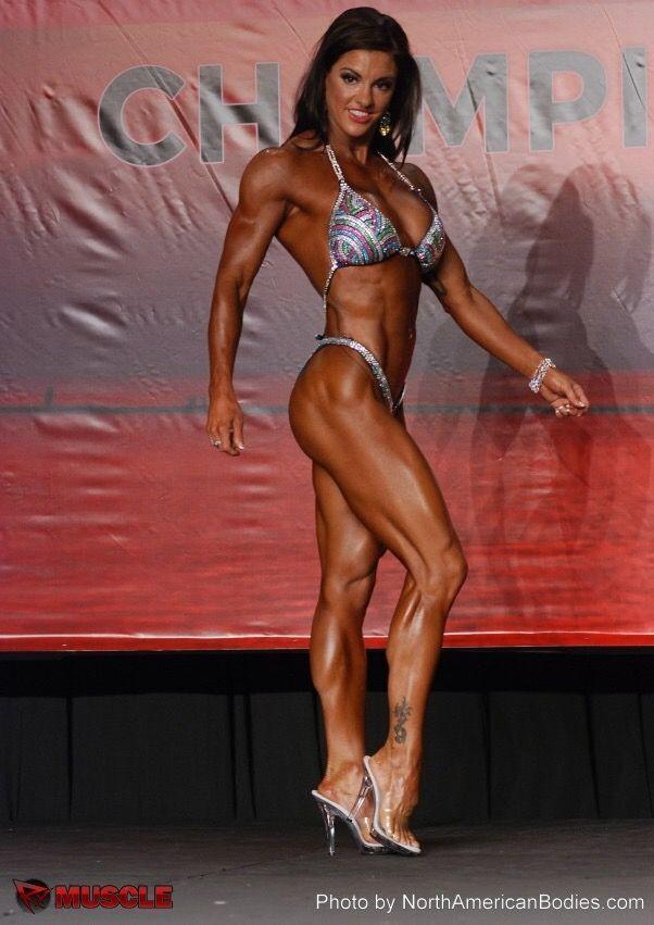 Christina Woodward Ifbb Figure Pittsburgh Pro Ifbb Bikini Ifbb Christina