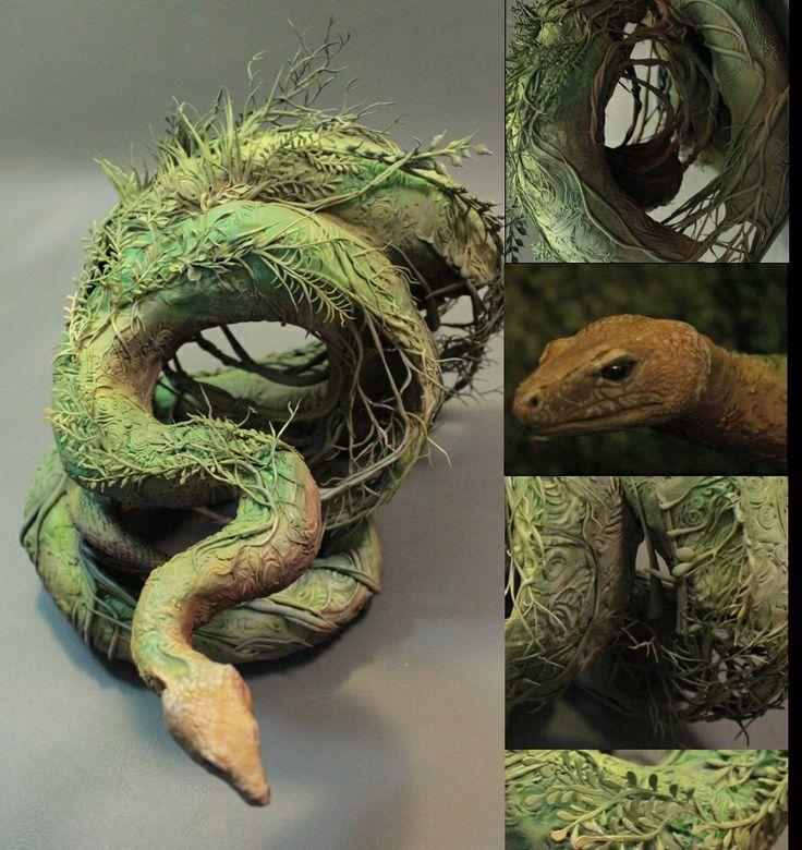Best Ellen Jewett Images On Pinterest Art Dolls Animal And - Surreal animal plant sculptures ellen jewett