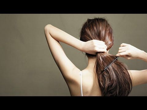 Clarifying Hair Mask Recipe | DIY Beauty | Beauty How To