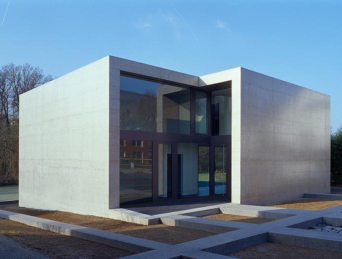 Ken Architekten - Projekte - Findling