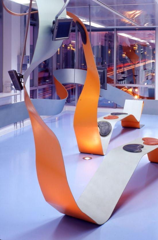 Imagine These: Office Interior Design | Office Reappraisal | London | UK |  Uchida Findlay
