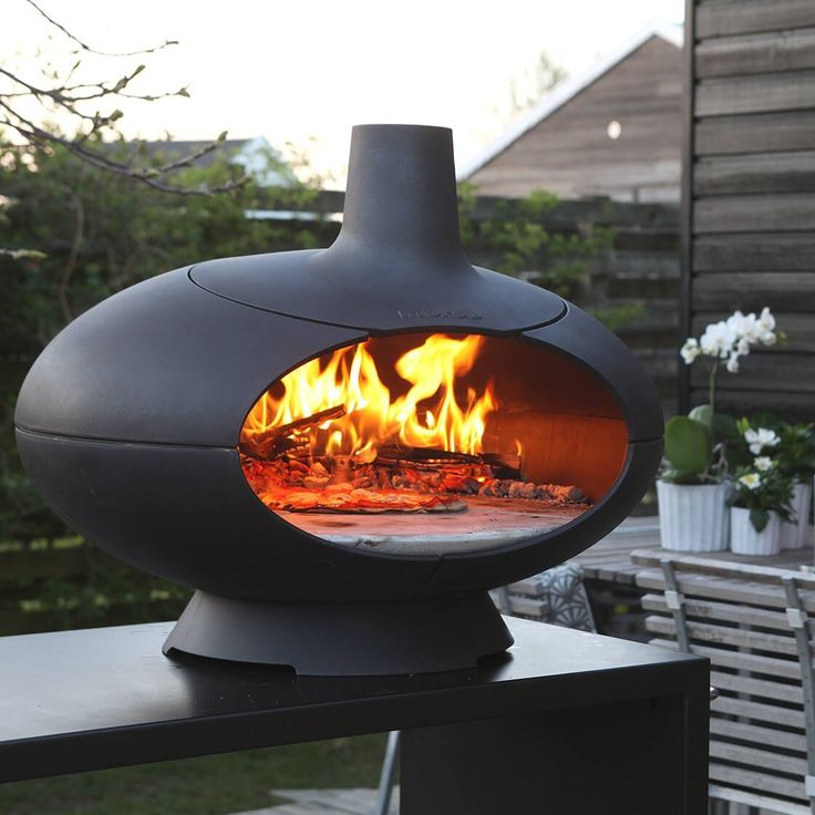 Morsø Forno - Pizza Oven - Outdoor wood fired oven: Amazon.co.uk: Kitchen & Home