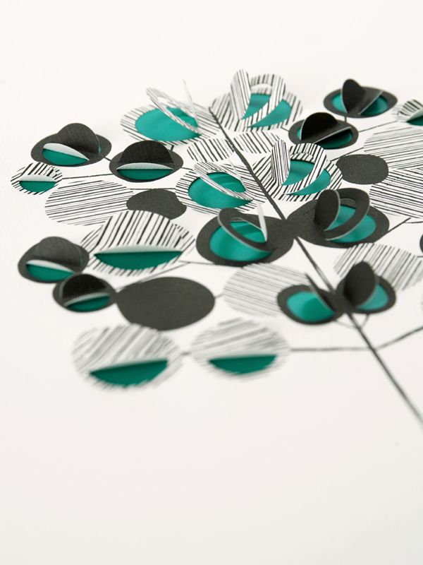 Tree pop up poster | Qwerky Home $34