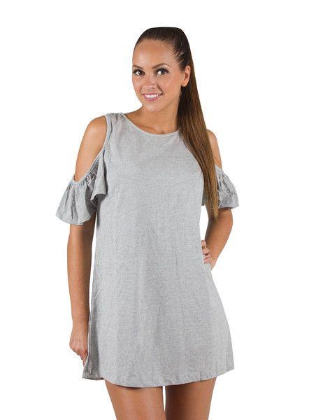 BUTTERFLY STRAPLESS DRESS
