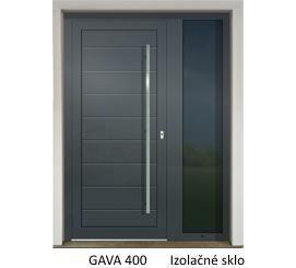 GAVA 400 RAL7016 vchodové dvere