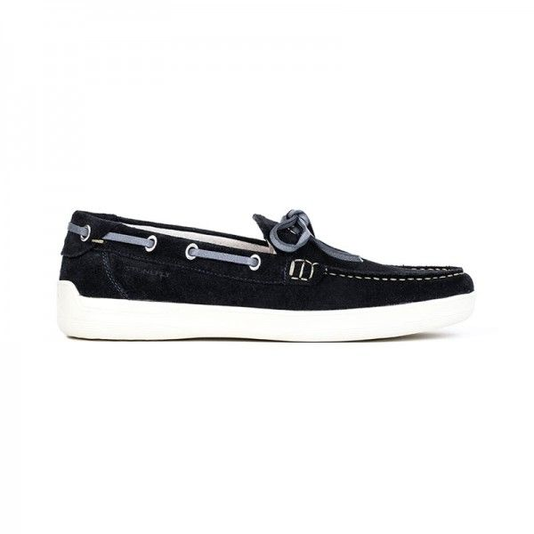 Sunny by #Stonefly #Loafer Blue black suede xigoros.com