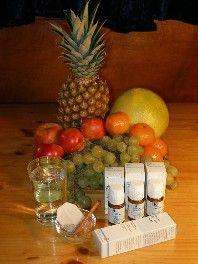Abnehmen mit Schüssler-Salzen: Abnehm-Kur