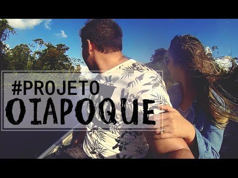 TRAILER DO PROJETO OIAPOQUE #EMBREVE - YouTube