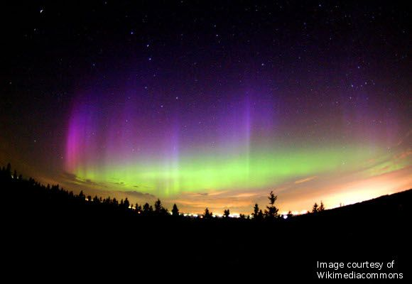 ireland northern lights - Google Search