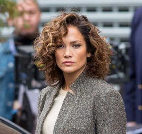 Sexy Layered Curly Hair 84