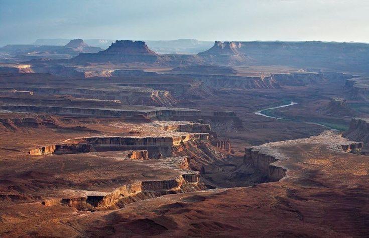 Национальные парки США в объективе Джейсона Сэмпсона - Путешествуем вместе