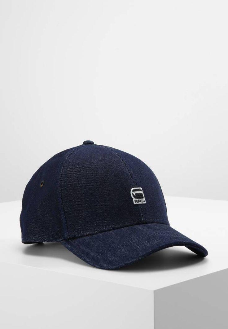G-Star. ORIGINALS CART BASEBALL CAP - Cap - raw denim. Futter:100% Baumwolle. Material Oberstoff:100% Baumwolle. Materialkonstruktion:Denim. Muster:unifarben