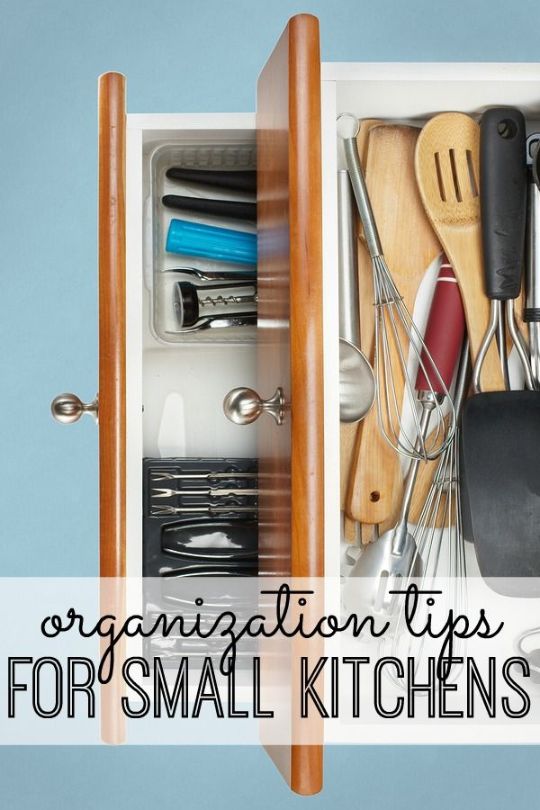organization tips for small kitchens - Kitchen Organization Ideas Small Spaces