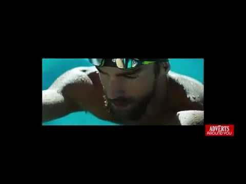 Michael Phelps | Under Armour Phelps TV commercial