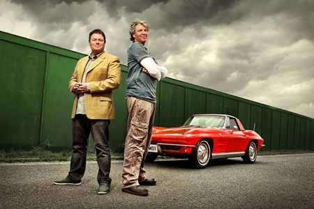 Wheeler Dealers (Velocity channel) I have a little crush on Edd China.