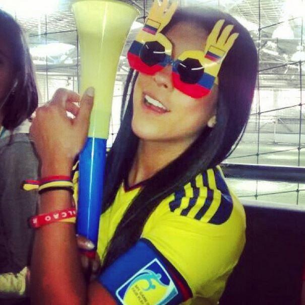 #lahinchadamundialista #vamoscolombia
