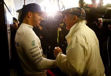 By Alan Baldwin ABU DHABI (Reuters) - Jackie Stewart, Britain's first and until this season only triple Formula One world champion, would like to see Germany's Nico Rosberg take the title off Mercedes team mate Lewis Hamilton in 2016. Rosberg faces a crucial year after finishing runner-up to Hamilton, who can become Britain's first ever four times champion, for the past two campaigns. The German must either rise to the challenge and follow in the footsteps of father Keke, Finland's 1982…