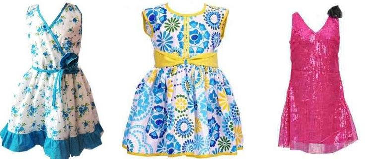 Pretty Girls Frocks for Kids starting from Rs. 199 only ...!!  Shop from a range of long frocks, designer , party frocks & many more designer patterns ..!!