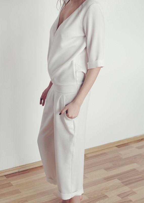 All-in-one jumpsuit