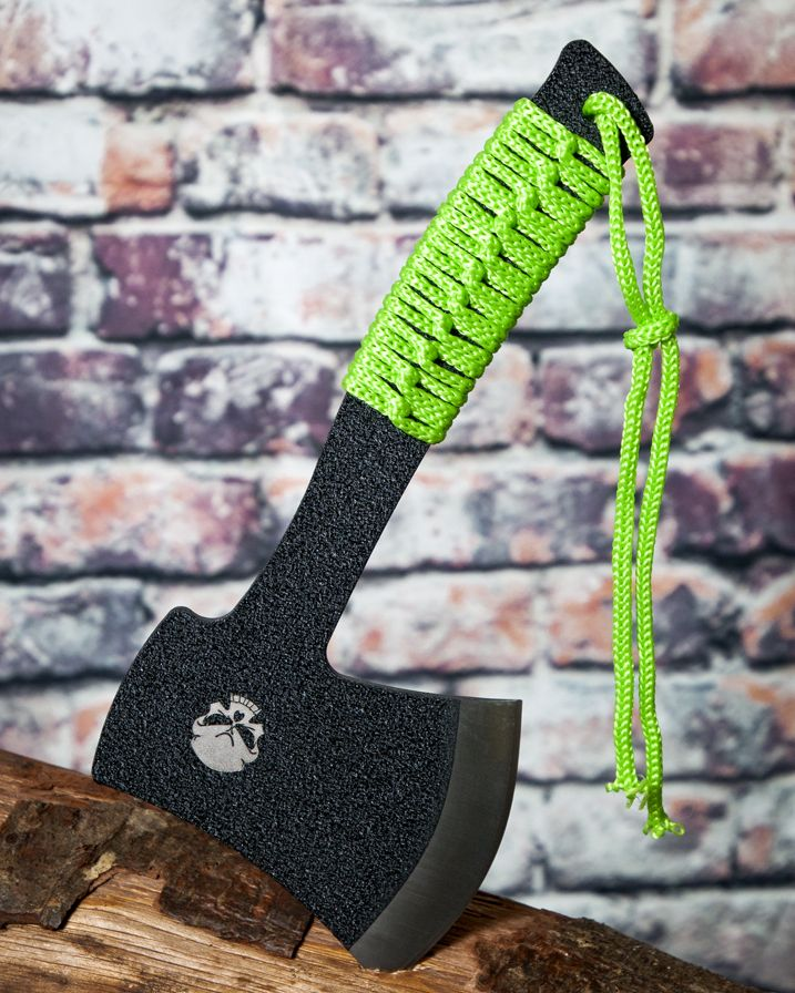 #HOT OR #NOT #NEWARRIVAL #Zombie #Killer #Full #Tang #Survival #Axe. #GREEN #outdoors #jungle #battle #sharp #stainlesssteel and #free #leather #holster. #edc #musthaveit #igmilitia #knifenut #weaponsfanatics #Apocalypse #bladeporn for #sale at #best #price at : - http://ift.tt/2pFfn5l