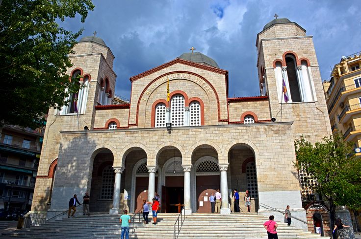 Panagia Dexia Church