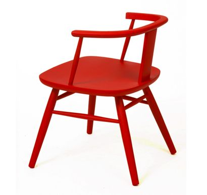 Maun Windsor Chair by Patty Johnson/ Mabeo Furniture (2004).