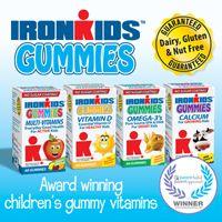 Gluten, dairy, nut free & PTPA Winners!