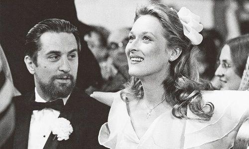 Robert De Niro (Michael) & Meryl Streep (Linda) - The Deer Hunter directed by Michael Cimino (1978)