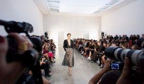 Spring/Summer '14 presented a London Fashion Week schedule debut for designer Barbara Casasola.