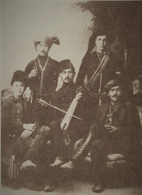 Santeos: Σταύρης Πετρίδης Τραπεζούντα 1905