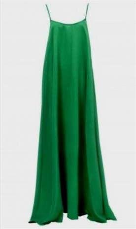 Nice emerald green maxi dress 2018-2019 Check more at http://myclothestrend.com/dresses-review/emerald-green-maxi-dress-2018-2019/