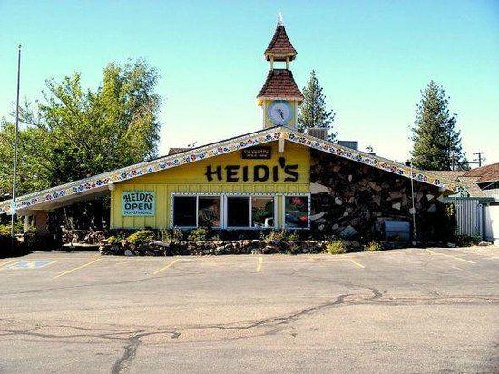 Heidi's Pancake House, South Lake Tahoe: See 839 unbiased reviews of Heidi's Pancake House, rated 4 of 5 on TripAdvisor and ranked #10 of 151 restaurants in South Lake Tahoe.