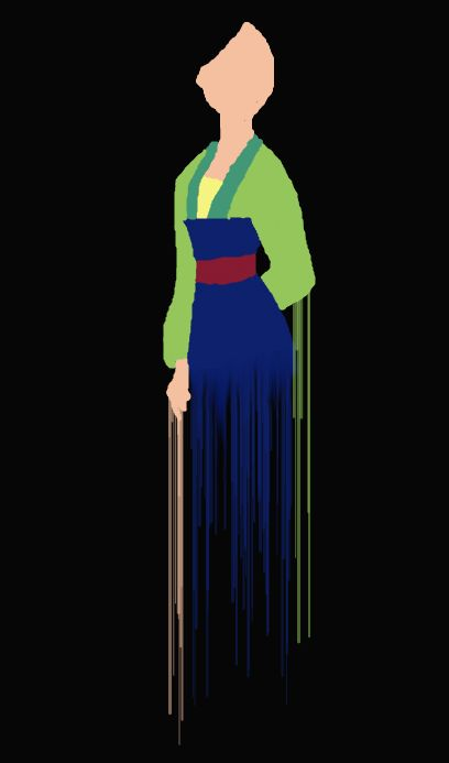 Drip Princess Mulan