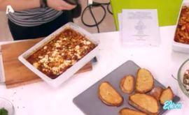 #Γίγαντες #κοκκινιστοί στο φούρνο & #Σαλάτα με #φακές #eleni #ελενη #ΓιώργοςΤσούλης