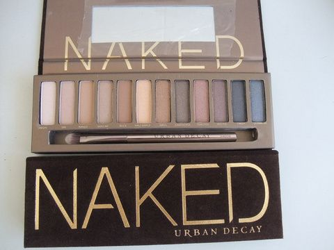 Naked Eye Shadow 12 Color