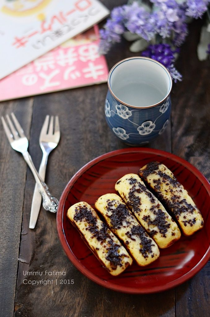 Simply Cooking and Baking...: Pukis Mini