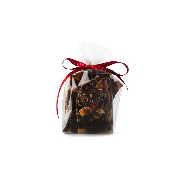 salt caramel and chocolate brittle // ottolenghi
