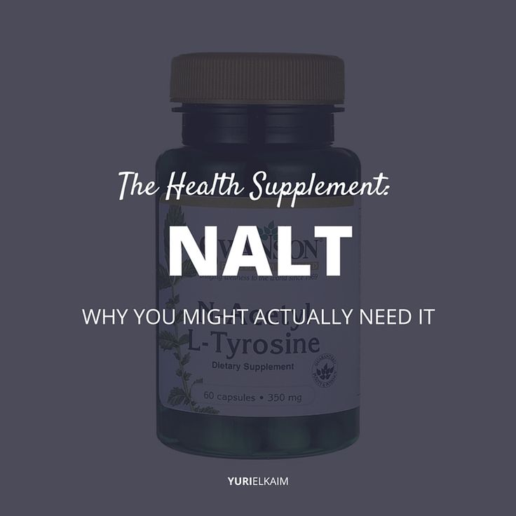 N-Acetyl L-Tyrosine- Why You Might Actually Need This Popular Health Supplement | Yuri Elkaim #health #thyroid #stress #anxiety