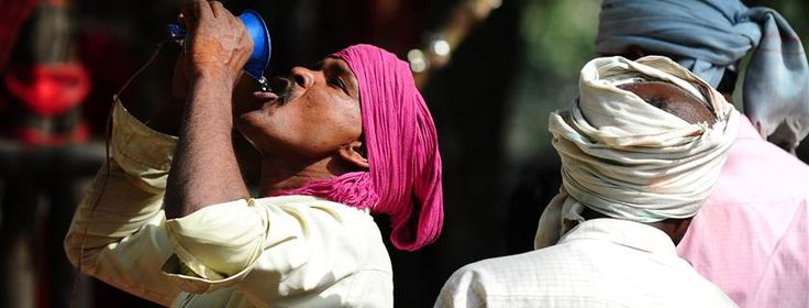 Death Toll in India's Heat Wave Rises to 1,800