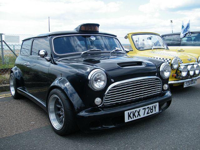 1982 Mini Black cab - London Taxi
