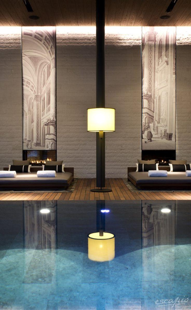 The Chedi Andermatt - 5 Sterne Hotel in  Andermatt, Schweiz